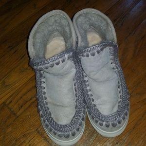 Shoes - Mou Boots sz 8